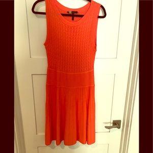 BCBG Knit drop waist dress - Size Large